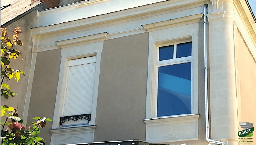 ajilit ravalement de façade avant arriere angers villeveque